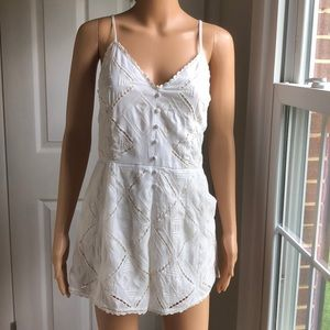 KENDALL and KYLIE Womens Romper Size Medium
